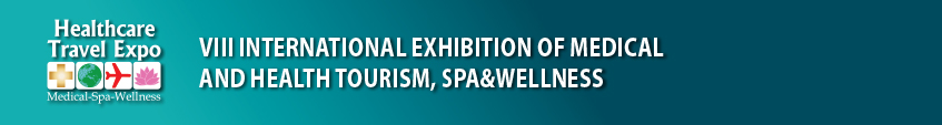 VIII International Exhibition of Medical and Health Tourism SPA Wellness Healthcare Travel Expo-en