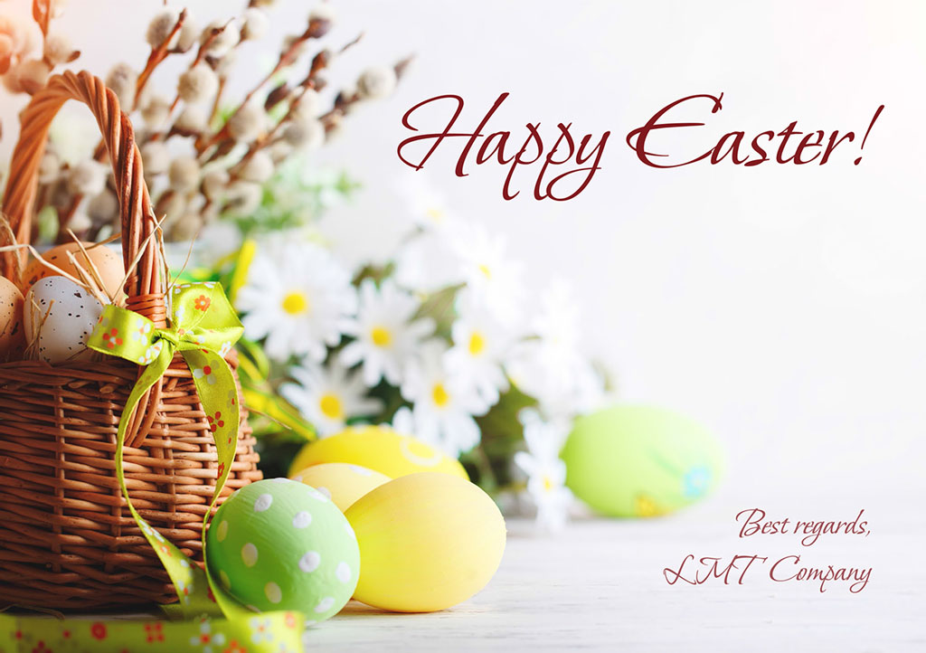 Congratulations on the Happy Easter Day!
