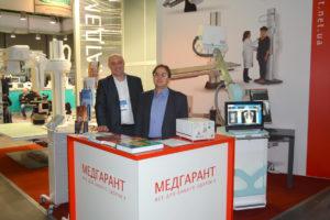 ТОВ «Медгарант» – учасник IX Міжнародного Медичного Форуму 2018