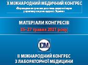 Тези Міжнародного медичного Конгресу 2021