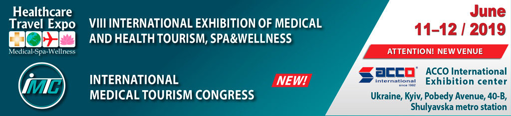 International Exhibition of Medical and Health Tourism, Spa&Wellness - Healthcare Travel Expo