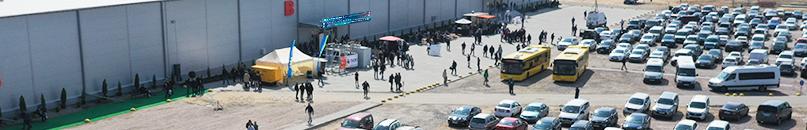 Місце проведення Міжнародного Медичного Форуму
